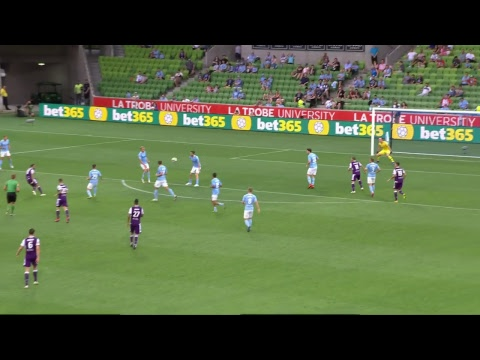 A-League 2018/19: Round 21 - Melbourne City FC v Perth Glory (Full Game)