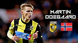 Martin Odegaard 2018-2019 - Magic Skills Show - Vitesse