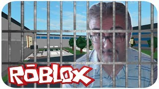 MY FATHER IS ESCAPES FROM PRISON | PRISON LIFE ROBLOX SPANISH | SRTALULY