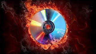 Запись дисков, какие бывают диски, программа NERO - урок 27