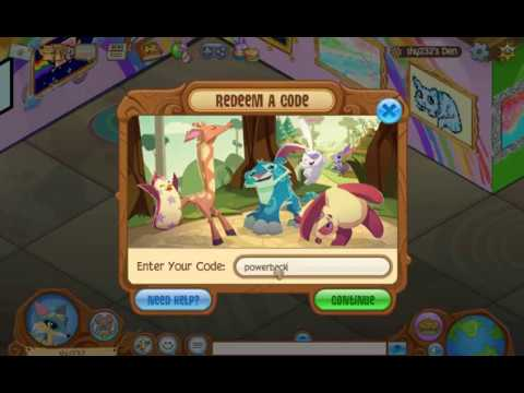 animal jam play wild redeem codes for sapphires
