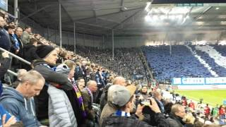1.FC Magdeburg - Aue... Choreografie