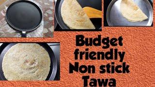 ll Unboxing amp Review of Amazon brand- Solimo Non stick Tawa ll Budget friendly Non stick Tawa ll