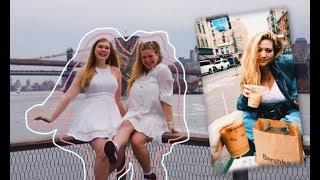 SoHo Adventuring & Sorority Photoshoot