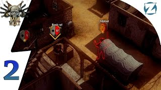 Hard West Gameplay - Ep 2 - Subdue (Let
