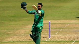 vuclip Sharjeel Khan 152 Runs in Just 86 Ball   Pakistan vs Ireland 1st ODI Highlights 1
