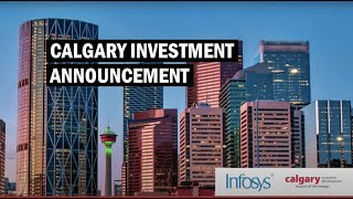 Significant tech investment announcement in Calgary, Alberta