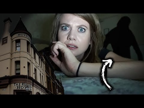 Sydney's MOST HAUNTED HOTEL | Something WEIRD Is In This Room!