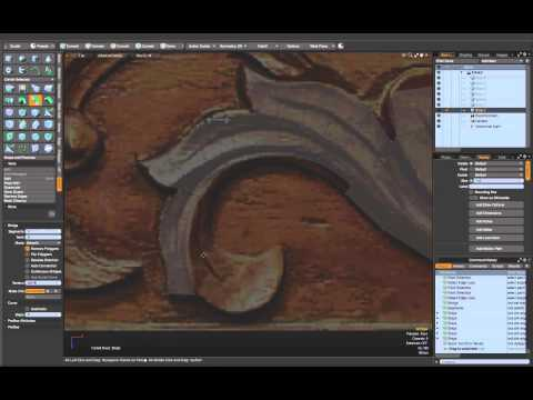 Modo_Quick_Carving_moding