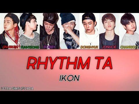 Como Cantar RHYTHM TA - iKON (Letra Simplificada)
