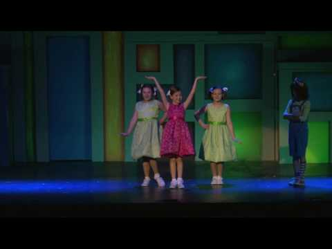 "Tuscaloosa Children's Theatre presents ""Lucille, Camille, Chenille"" from Junie B. Jones the Musical"