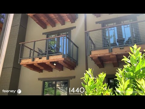1440 Multiversity Walk-Through, featuring architect Jerry Yates