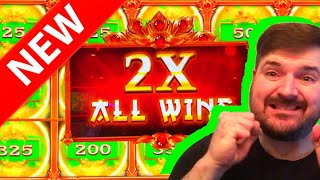 💥 I FILLED THE SCREEN FOR A MASSIVE WIN! 💥 NEW Mighty Cash Ultra SLOT MACHINE! 💥
