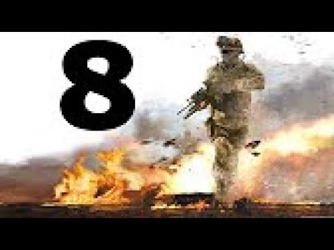 Call of Duty: Modern Warfare 2 Walkthrough Part 8 - No Commentary (PC/Xbox 360/PS3)