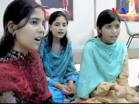 Pakistan Music Academy - Aisha Khan - Urdu VOA