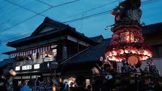 静岡県掛川市南部の縣社「三熊野神社」の春の祭礼です。神社は聖武天皇...