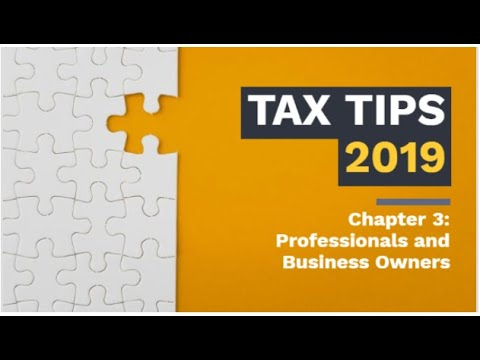tax-tips-2019:-professionals-and-business-owners