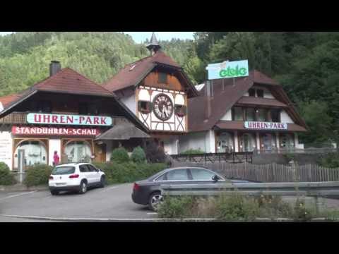 Urlaub machen im Schwarzwald