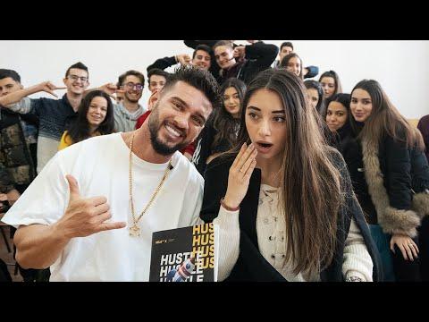 DORIAN POPA E SELLY PENTRU 24 DE ORE *a mers la liceu*