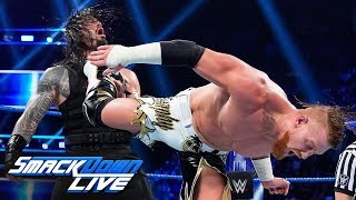 HINDI - Roman Reigns vs. Buddy Murphy: SmackDown LIVE, August 14, 2019