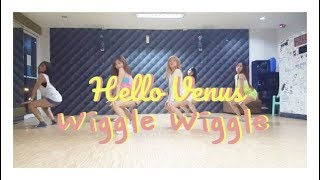 [DANCE COVER] Hello Venus - Wiggle Wiggle by Ella Cruz
