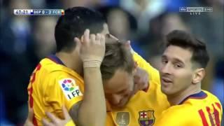 Deportivo vs FC Barcelona 0-8 ● Back at it ● Extended La Liga Highlights ● 20/04/2016