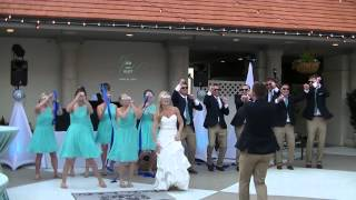 Jen & Kurt's Intros Including Bridal Party and 1st Dance Remix