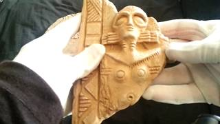 ANCIENT ASTRONAUT ARTIFACTS PT2 - DECIPHERED