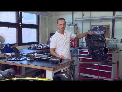 Motorized surf board Jetsurf in Czech TV