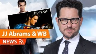 JJ Abrams & WB Major Partnership & Deal To be Announced