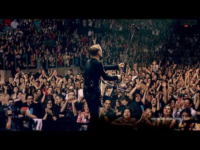 Bryan Adams - House Arrest (Live)