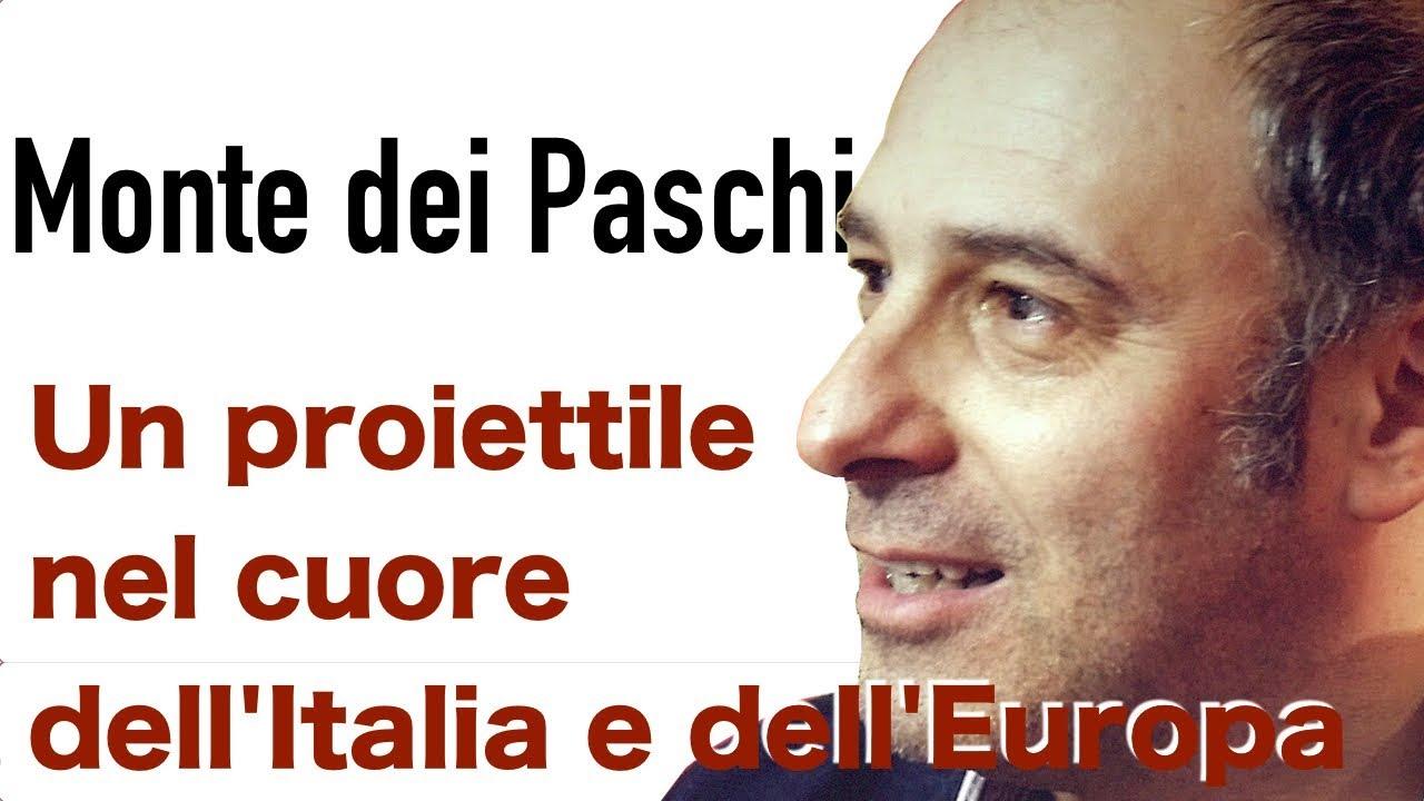 Franco Fracassi: MPS, un proiettile nel cuore dell'Italia (e dell'Europa)