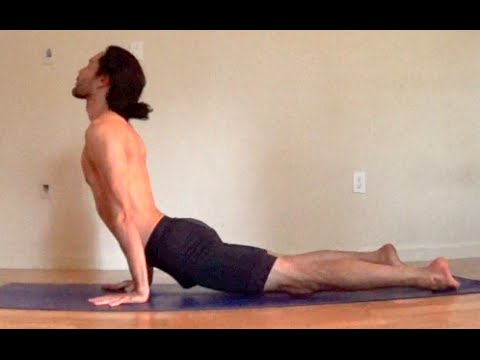Ashtanga Yoga For Beginners At Home Practice With Zach Wagner