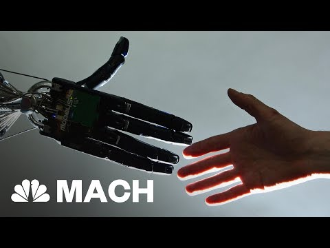 Robots Sparking Debate About Sentience, Autonomy, Identity, And Dangers Of AI | Mach | NBC News