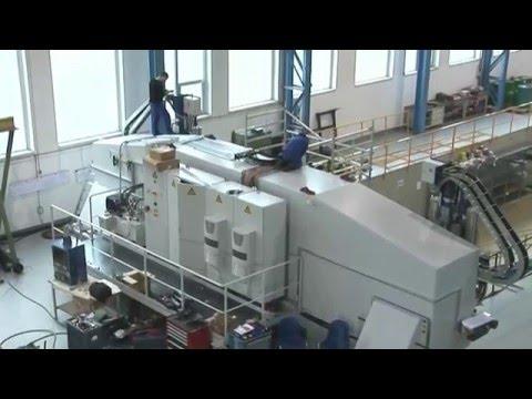 Mehrspindel-Bohrmaschine für Flansche