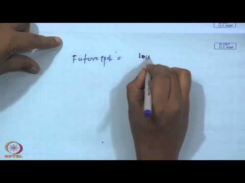 Mod-01 Lec-12 International Parity Conditions and Movement Exchange Rate