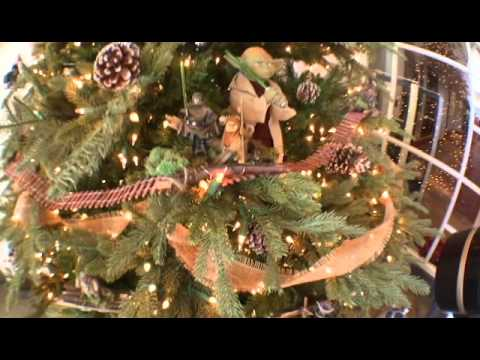 PLOW Star Wars Ewok Christmas Tree - YouTube