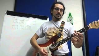 Come suonare correttamente una ritmica funk (parte 2)