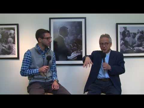 Hiroshi Ishii Interview | TEDxBeaconStreet 2017