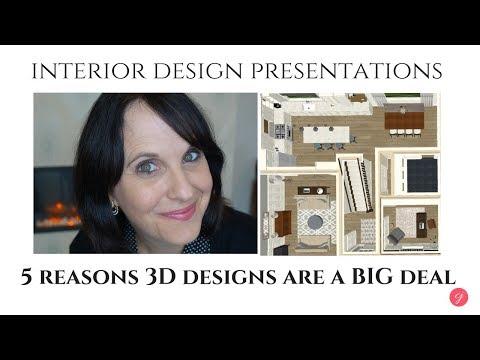 Interior Design Presentations - The Power of 3D Design