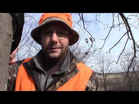 2019 Illinois Firearm Gun Deer Season Opening Day