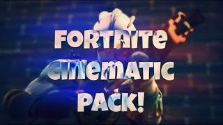 Cudi's Fortnite Cinematic Pack (2.5K Subscriber Special)