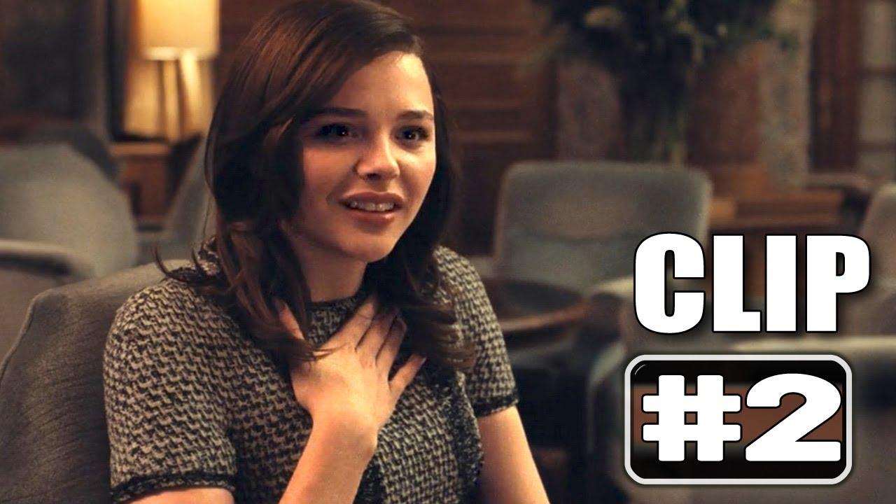 SILS MARIA Movie Clip # 2 (Chloë Grace Moretz) - YouTube