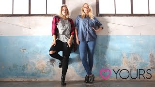 Yours Clothing AW15 TV Advert | Fashion Freedom is #ALLYOURS