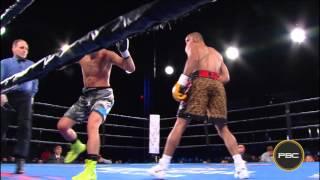 Williams vs Cuello: PBC on Fox Sports 1 TKO - Sept. 22, 2015