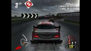 Toca Race Driver 2 gameplay pc