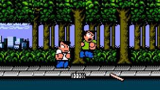 River City Ransom (NES) Playthrough - NintendoComplete