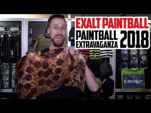 Exalt   Paintball Extravaganza 2018