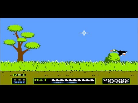 Android Atari Game - Duck Hunter Classic