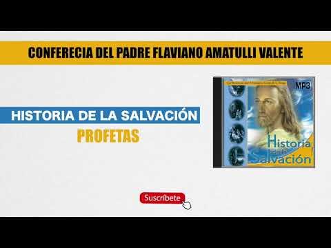 7-profetas---historia-de-la-salvación---padre-flaviano-amatulli